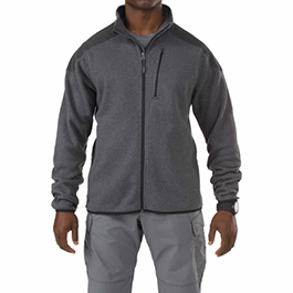 5.11 Sweater, Tactical Full Zip, Gun Powder