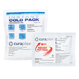 Curaplex Hot and Cold Packs