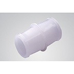 Corrugated Tubing Connector, AirLife, Tapered Ends, Plastic, White