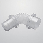 AirLife® Connector, Pediatric, 15mm OD x 15mm ID, Expand 5 to 6.5 cm