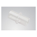 Two-Way Connector, AirLife, Single Patient Use, 15 mm OD x 15 mm OD, Clear