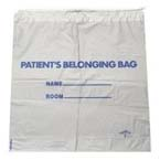 Patient Set-Up Bag, Drawstring, 12in x 16in