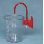 Suction Canister, CRD, Polycarbonate, Reusable, 1000 cc