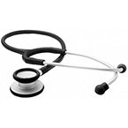 Stethoscope, Adscope 609, Lite, Black