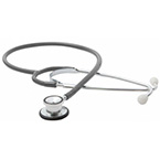 Stethoscope, Proscope, Pediatric, Gray, Dual Head