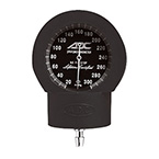 Gauge Guard BP, Black, Manometer Cover