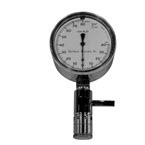 Manometer, Pressure, APL Valve, -40 to +80 cm H2O, 2 1/2 in Diameter Case