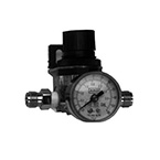 Pressure Regulator, Jet Ventilator, Adjustable