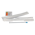 Endotracheal Tape, ET Tape II, Pre-Cut, Hypoallergenic, White