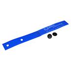 Cable Strap, Wrap-Safe, Snap Rivet