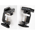 Pole Clamp, Venti.Plus, Single, for Poles 2.0 to 3.2 cm, Supports up to 3 kg