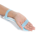 Wrist Support, Arterial, Hand-Aid, 9 in. x 3.5 in., 14.5 in. strap size, Adult