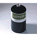 ETCO2 Calibration Gas, 10% CO2, 21% O2, Balance N2, 19 Liter