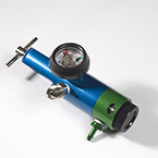 Regulator, Z-VF-D, Auxiliary Flowmeter, Ventilator Accessory