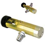 Air Regulator, Deluxe, MRI Compatible, E-Cylinder