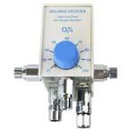 Blender, Air/Oxygen, High/Low Flow, 3 Ports, No Hose