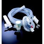 Standard Circuit, WhisperPak, 7.5 cm CPAP Valve, Mask, 3-ft Tubing