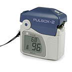 Pulse Oximeter, Pulsox 2, 69 x 60 x 28 mm