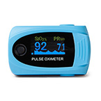 Pulse Oximeter, MD300 C63, Fingertip, Spot Check, fits Pediatric to Adult