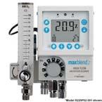 Blender, Air/Oxygen, MaxBlend2, Biomed High Flow 0-70 LPM, Oxygen Flowmeter, Oxygen Monitor