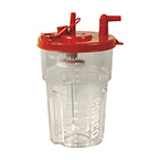 Container, Suction, Disposable, 1100 ml, for Gomco, 48/cs