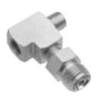 Valve, Auxiliary, Oxygen, 9/16in-18in Male Check