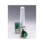 Flowmeter, Soft-Touch Timeter, Oxygen, 15 LPM, Ohmeda Male