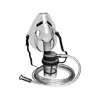 Aerosol Mask, Nebulizer, Sure Flow, 7 foot tubing, Adult