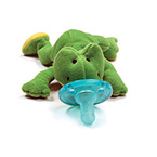 Pacifier, WubbaNub Frog, Infant