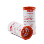 Mouthpiece, One-Way Valve, Expiratory, Cardboard, 5 x 20 mm, Pack of 200
