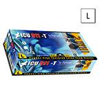 Exam Glove, Digitcare, ICU911-T, Powder free, Latex, Large, Box