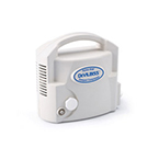Compressor Nebulizer, Pulmo-Aide, Compact, Disposable Nebulizer, 10.2 x 19.1 x 18.3 cm