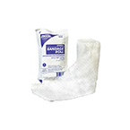 Gauze, Rolled, Woven Fluff Cotton, 6-Ply, Sterile, 4 1/2 in, 147 in