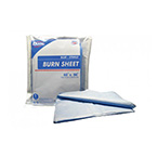 Burn Sheet, Dukal, SMS Blue, 60in. X 96 in.