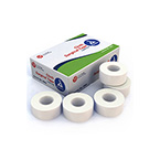 Cloth Surgical Tape, Roll, Lightweight, Hand Tear, 1 in x 10 yds
