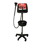 Percussor, GK-3, 24 Volt, w/Convertor, Stand, Tray, Pole Mount