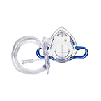 Procedural Oxygen Mask,  Medium Concentration Oxygen Adapter, 7ft Oxygen Supply Line, Pediatric