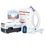 COPD Discharge Kit, Curaplex A