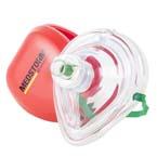 CPR Pocket Mask, O2 Inlet