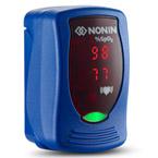 Pulse Oximeter, Onyx 9590 Vantage, Fingertip, Blue