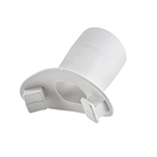 Mouthpiece, White, Disposable