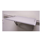 Shelf, Eastern Rail, Rail Mounted, Medium, 27 1/8 in. x 14 1/8 in.