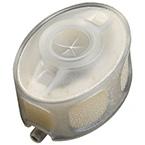 Tracheal Connected HME, TrachVox, Heat Moisture Exchanger, TV Range 50-1000ml, 22L x 28H x 38W mm