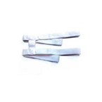 Headgear, H-Strap, One Size, Single Use, White