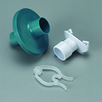 Filter Kit, KoKo Moe, Teal, Rubber Mouthpiece, Nose Clip, 45 mm ID x 48.5 mm OD