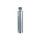 Laryngoscope Handle, Penlight Size, Reusable, Satin Finish, Bi-Polar