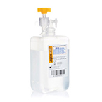 Prefilled Humidifier, AquaPak 640, 650ml Sterile Water, with Adaptor