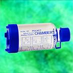 MDI Aerosol Spacer, Pocket Chamber