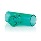 Aerosol Tee Connector, Anti-Spill, 22mm OD x 15mm ID / 22mm OD x 22mm OD