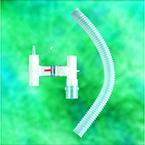 System, Basic IMV, w/ Humidifier Manifold, Reservoir Manifold, Oxygen Inlet, Antisuffocation Valve